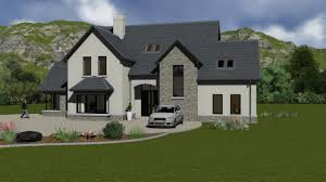 irish house plans split level