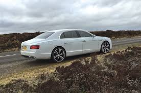 lexus of adelaide certified pre owned real grand touring across england in a bentley flying spur v8 s