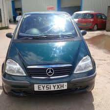 green mercedes benz green mercedes a class a140 1 4 petrol engine 99k miles full