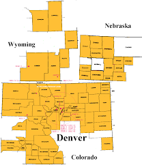 Cities In Colorado Map by Dish Locals In 178 Cities