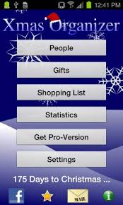 christmas shopping apps to organize your holiday gifting