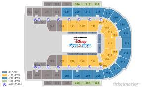 Ticketmaster Floor Plan Boardwalk Hall Atlantic City Tickets Schedule Seating Chart