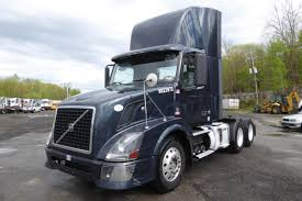 trucks for sale volvo used 2012 volvo vnl64t300 tandem axle day cab tractor for sale by