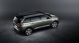 nearly new peugeot vwvortex com all new peugeot 5008 revealed now a large seven