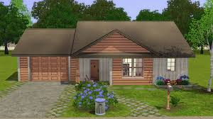 mod the sims classic suburban starter