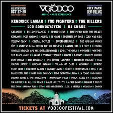 kendrick lamar to headline new orleans u0027 voodoo festival young