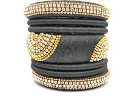 bangle bracelet sets images Silk thread bangles buy silk thread bangles designs online at jpeg
