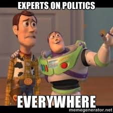 Meme Politics - experts everywhere meme mpasho news
