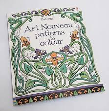 art nouveau patterns colour mary kilvertmary kilvert
