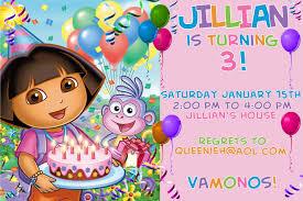 Birthday Day Cards 3rd Birthday Invitation Cards Amazing Invitation Template Design