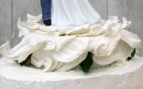 fleur de lis wedding cake paper rose blossom fantasy fairy wedding cake topper wedding