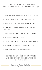 tips for downsizing 10 tips for stress free downsizing happiness