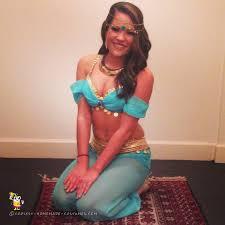 cutest ever homemade princess jasmine costume princess jasmine