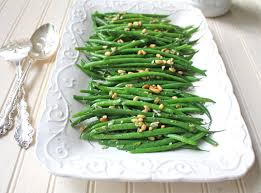 Lake Lure Cottage Kitchen - green beans gremolata lake lure cottage kitchenlake lure cottage