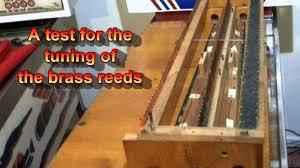 pump reed organ part 1 youtube
