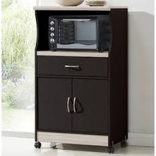 Kitchen Hutch With Desk Kitchen Microwave Hutch Wayfair