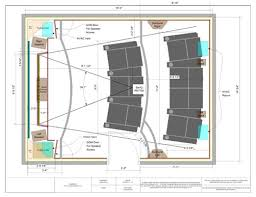 Movie Theater Floor Plan Best 25 Home Theaters Ideas On Pinterest Home Theater Rooms