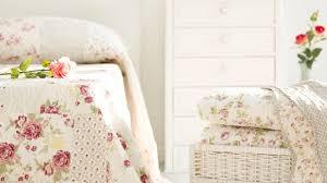 copriletti romantici copriletto provenzale stile e comfort per il letto dalani e ora