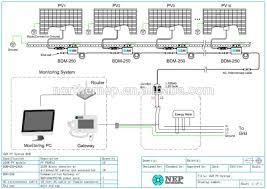 grid tie inverter 250w 300w 500w micro solar inverter for solar