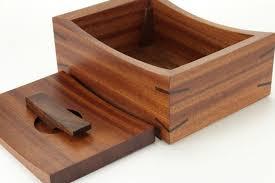 custom fine wooden keepsake box by brian tyirin woodworking