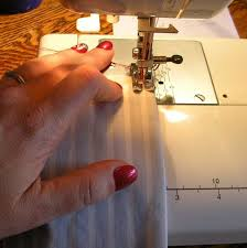Sewing Upholstery By Hand How To Sew Using A Sewing Machine 5 Steps With Pictures