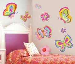 Charming Butterfly Themed Girls Bedroom Ideas Rilane - Butterfly kids room
