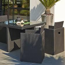 Ikea Salon De Jardin En Resine Tressee by