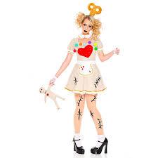 Voodoo Doll Costume Halloween Darling Voodoo Doll Costume Darling Voodoo Doll Costume