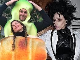 10 Amazing Heidi Klum Halloween Costumes Copy Watch Heidi Klum Nail Michael Jackson U0027s U0027thriller U0027 Dance