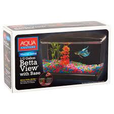 aqua culture bettaview aquarium 5 gallon 9 75