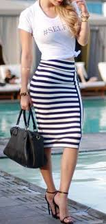 striped pencil skirt dress ala 9 gorgeous with pencil skirts pencil skirts clothes and