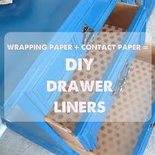 Kitchen Cabinets Liners Wrapping Paper Contact Paper U003d Drawer Liners U2013 What The Vita