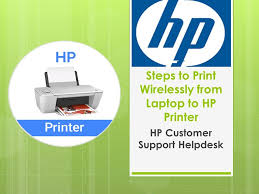 Hp Laptop Help Desk What Are The Steps To Print Wirelessly From Laptop To Hp Printer