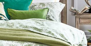 our pick palms jacquard bed linen march 2017 blog