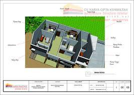 layout ruangan rumah minimalis desain rumah praktek bidan swasta minimalis konsultan arsitek dan