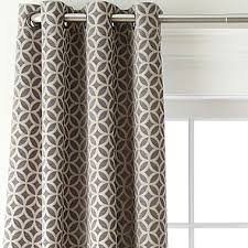 Jcpenney Curtains And Drapes Studio Hudson Grommet Top Curtain Panel Jcp 45 Home Kitchen