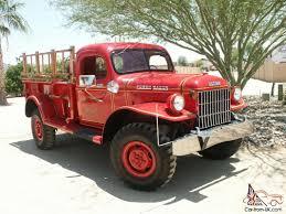 dodge truck power wagon original 1948 dodge power wagon truck engine