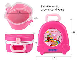 travel potty images Onedone portable travel potty urinal for boys and girls camping jpg