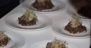 singer cuisine black apron event tours an evening celebrating haiti s rich