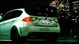 green subaru wrx need for speed subaru wrx sti subaru impreza car