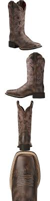s quickdraw boots boots 159002 10021616 ariat s quickdraw scroll