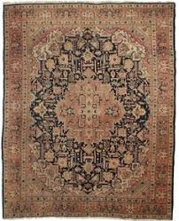 11 X 14 Area Rugs 10 X 13 Vintage Kerman Wool Rug 9793 Rugs