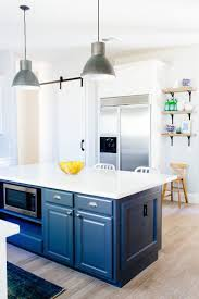 the 25 best blue kitchen island ideas on pinterest navy kitchen