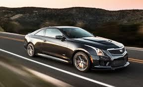Cadillac Ats Coupe Interior 2016 Cadillac Ats V Coupe Test U2013 Review U2013 Car And Driver