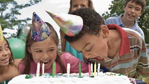 kids birthday party child social problems and organizational issues at birthday