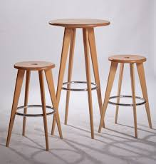 Modern Wood Bar Stool Modern Design Solid Wooden Bar Stool Counter Stool Bar Furniture