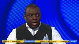eric church haircut bbc pundit garth crooks has a weird obsession with footballers