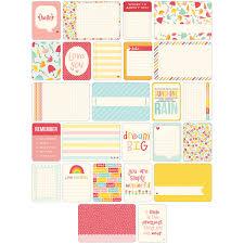 project themed cards 60 pkg joann