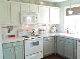white and wood kitchen cabinets best painting kitchen cabinets white ideas