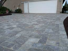 Large Pavers For Patio Lewis Landscape Services Paver Patios Portland Oregon